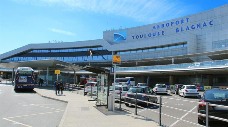 Eéroport Toulouse Blagnac