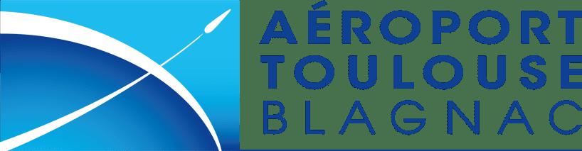 Eéroport Toulouse Blagnac logo