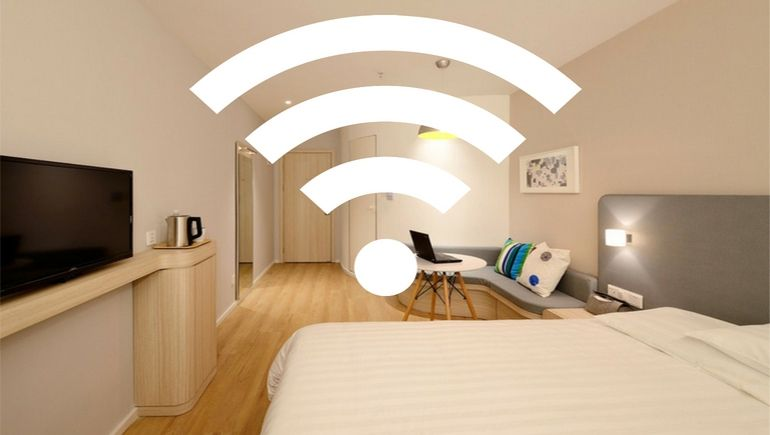 Installer Wifi Hôtel