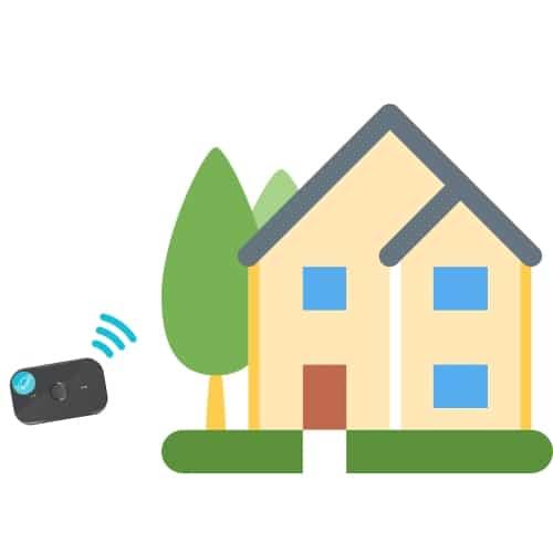 Nomade wifi en mobilité