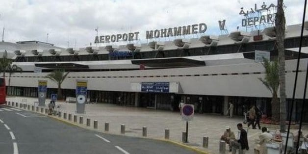 Aéroport casablanca