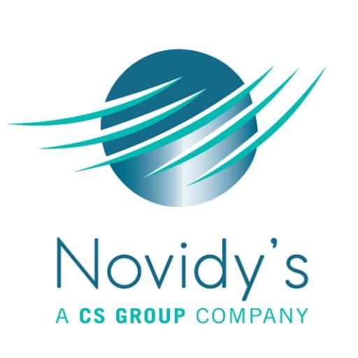 logo groupe novidy's