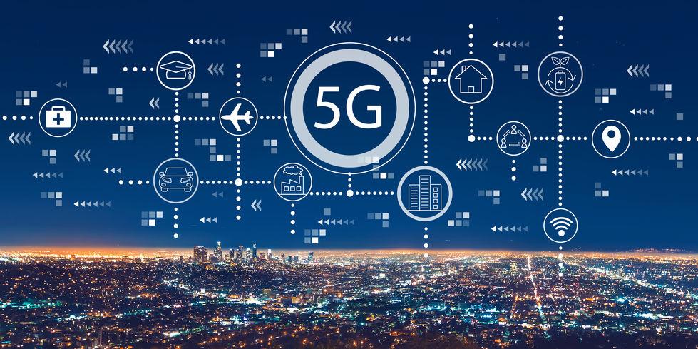 image 5G et IOT