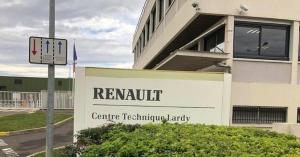 centre technique renault lardy